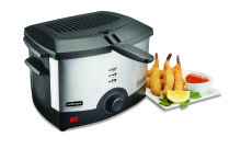600 267 400 2032 Wonton Mini Deep Fryer 1.2LT