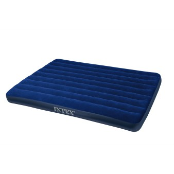 AIR MATTRESS DOUBLE WITH PUMP