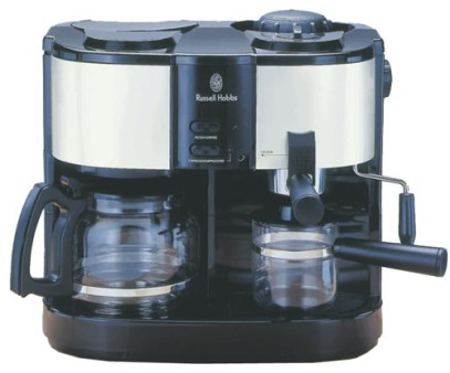 AM-RHCM3 RUSSELL HOBBS 5 IN 1 COFFEE MAKER