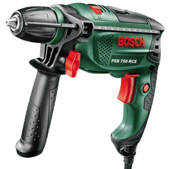 BOSCH PSB750RCE DRILL 750W