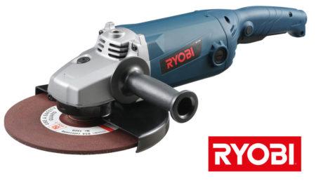 RYOBI G232 ANGLE GRINDER 230MM