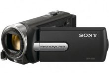 SONY DRC-SX20EK HANDYCAM