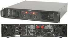 PLX 2000 POWER AMPLIFIER 2X1000W RMS