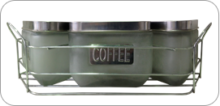 3pcs-Frosted-Glass-Tea-Coffee-Sugar-Canister-Set