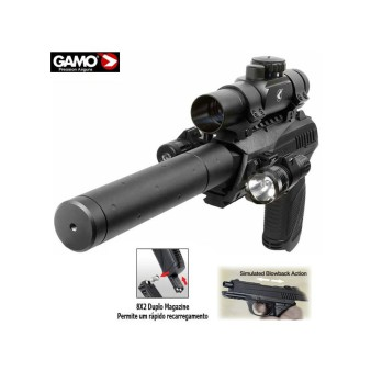GAMO PT85 TACTICAL