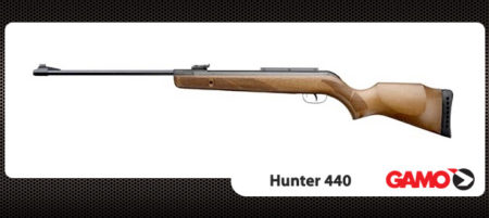gamo hunter 440
