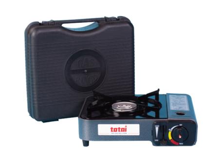 portable cartridge gas stove